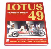 Lotus 49 The Story of a Legend (Oliver 2003)